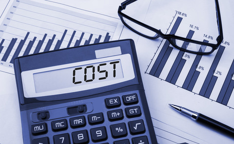 Calculating cost for dental crowns