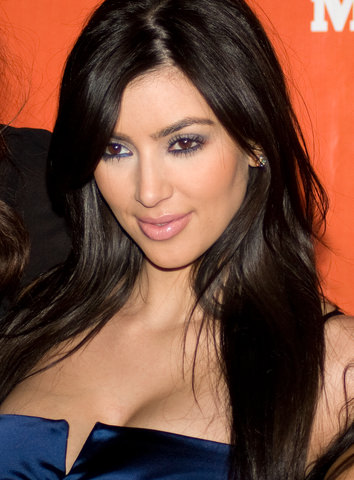 Kim Kardashian has used teeth whitening kits in the past