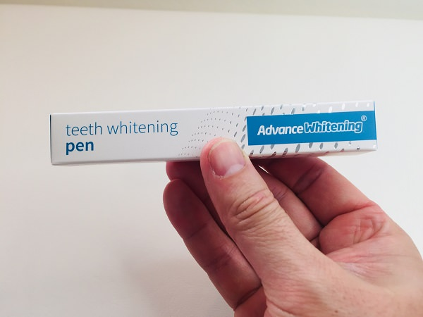 Advanced Whitening Teeth Whitening Pen