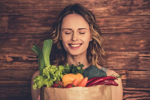 Eat the healthy foods you want