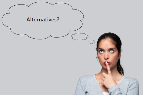 Alternatives to whitening pens