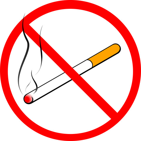 No smoking when recovering from wisdom teeth extractions
