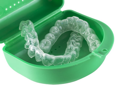 Dental guards to help prevent mouth grinding