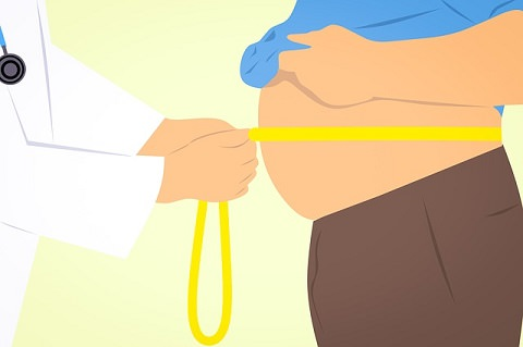 Obesity can causes complications with general anaesthesia