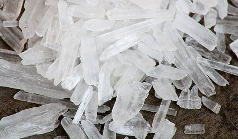 Meth -the drug ice