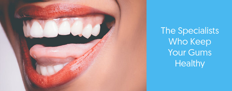 Periodontal treatment feature image with text