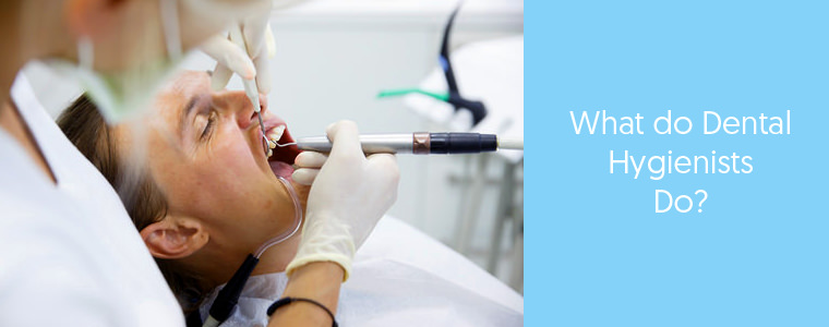 Feature image of a Dental Hygienist