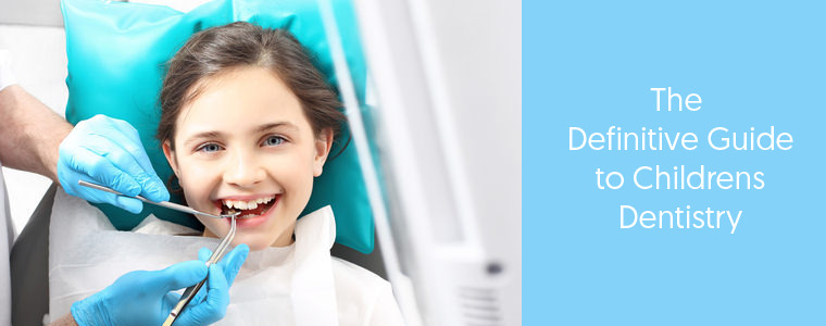 Children's Dentistry - Dental Aware feature image