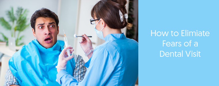 How to Reduce Panic Attacks at the Dentist - Dental Aware feature image