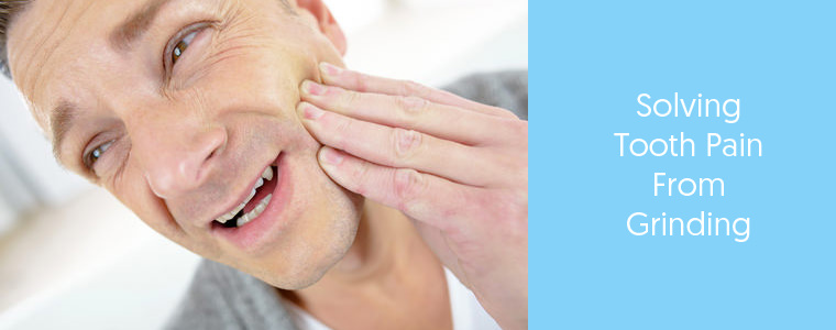 Tooth Pain from Grinding feature image for Dental Aware