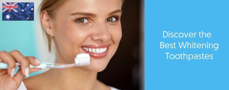 Best Whitening Toothpastes in Australia 2019