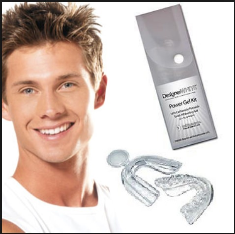 Designer White Teeth Whitening Kit