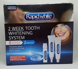 Rapid White Teeth Whitening Kit