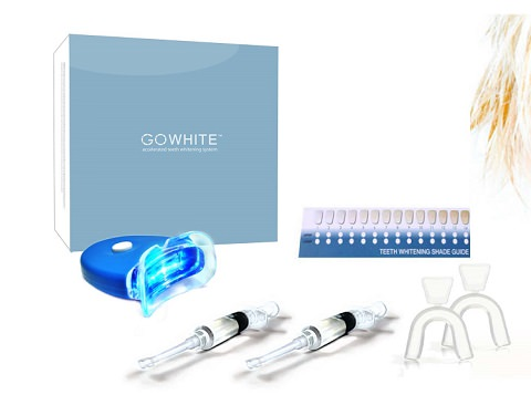 GoWhite Accelerated Teeth Whitening Kit