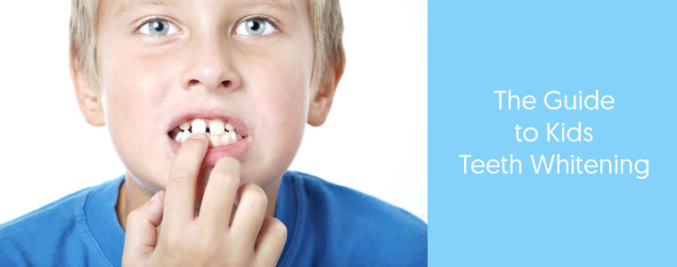 Whitening for Kids – Dangers and Pitfalls to Avoid | Dental