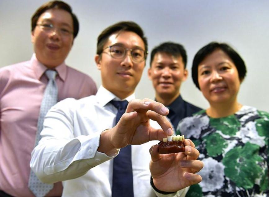 3D-printed dental plugs