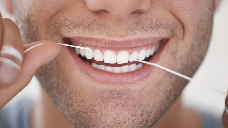 Studies about Flossing