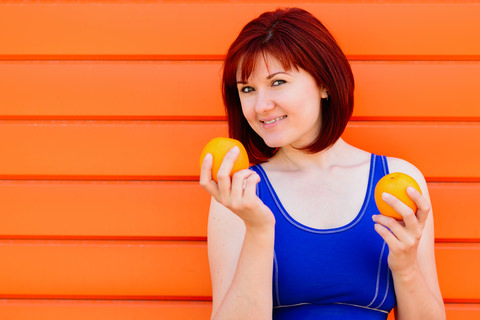 Oranges are a good source of Vitamin C, but not the only source!