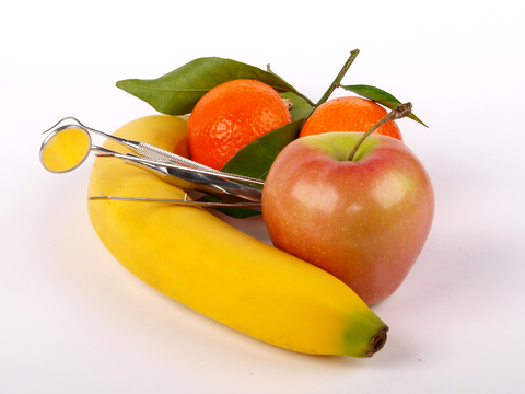 Fruits with Malic Acid
