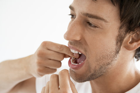 flossing between your teeth is important