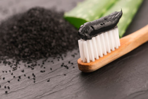 Charcoal toothpaste feature image