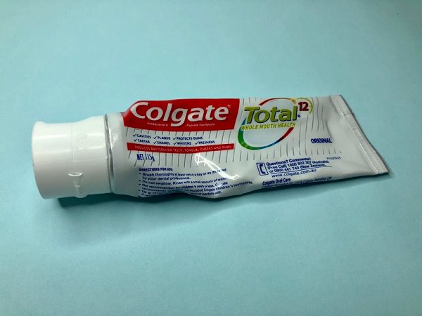 3 Months of use - Colgate Total 12 Toothpaste review