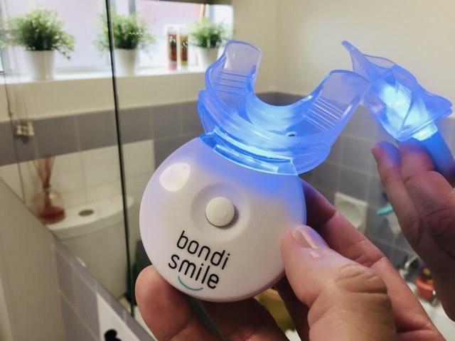 The Bondi Smile LED light