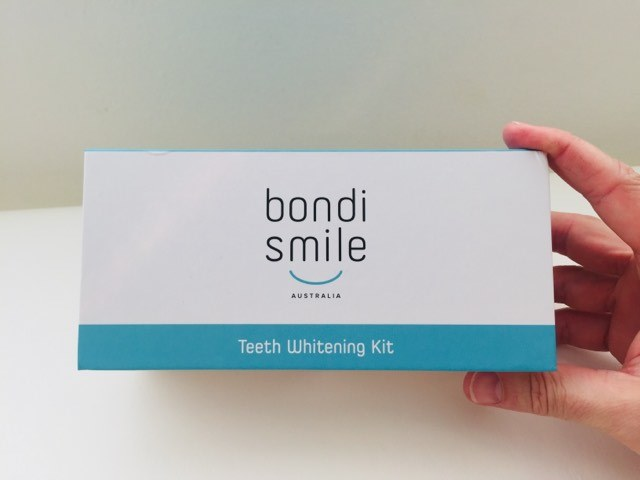 Bondi Smile Whitening Kit Review feature image