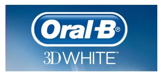 Oral-B 3D White Logo