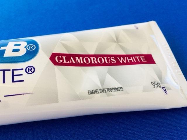 Glamorous White Toothpaste by Oral-B