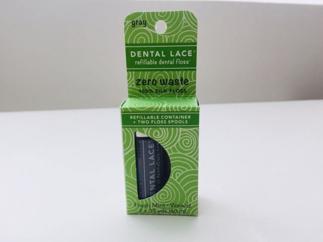 Dental Lace Refillable Floss Review feature image