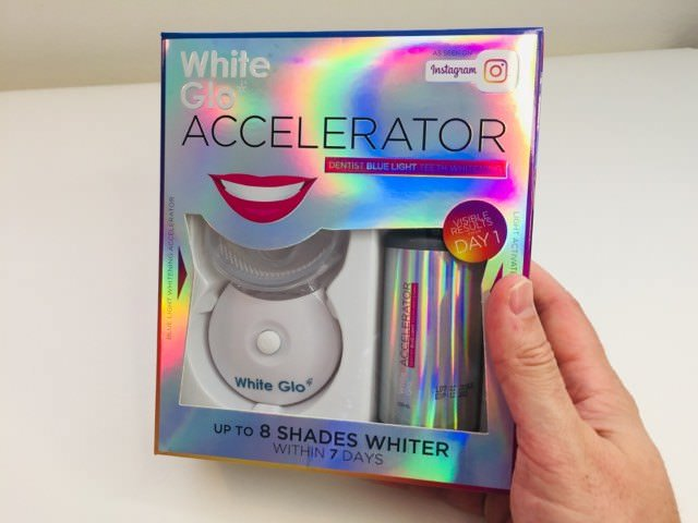 White GLO Accelerator Review feature image