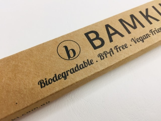 Bamkik recyclable packaging