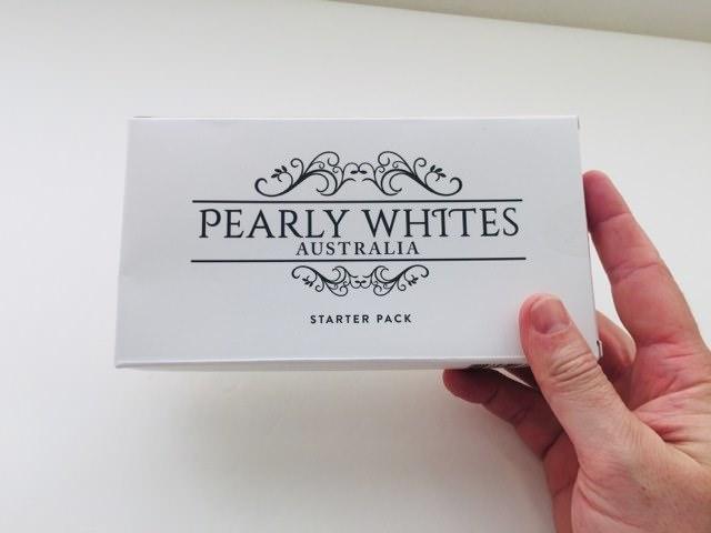 Holding the Pearly Whites Starter Kit