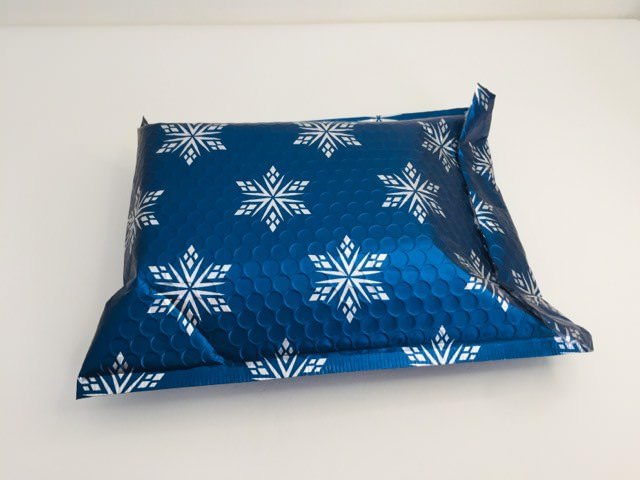 TrySnow shipping protected packaging