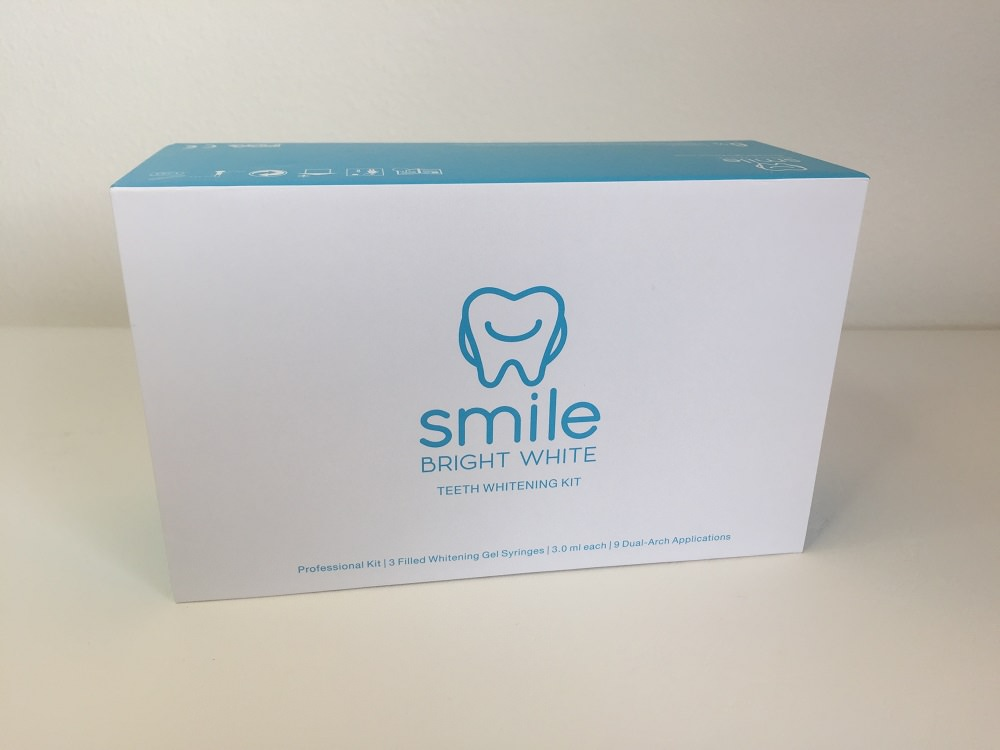 Smile Bright Teeth Whitening Kit review feature image