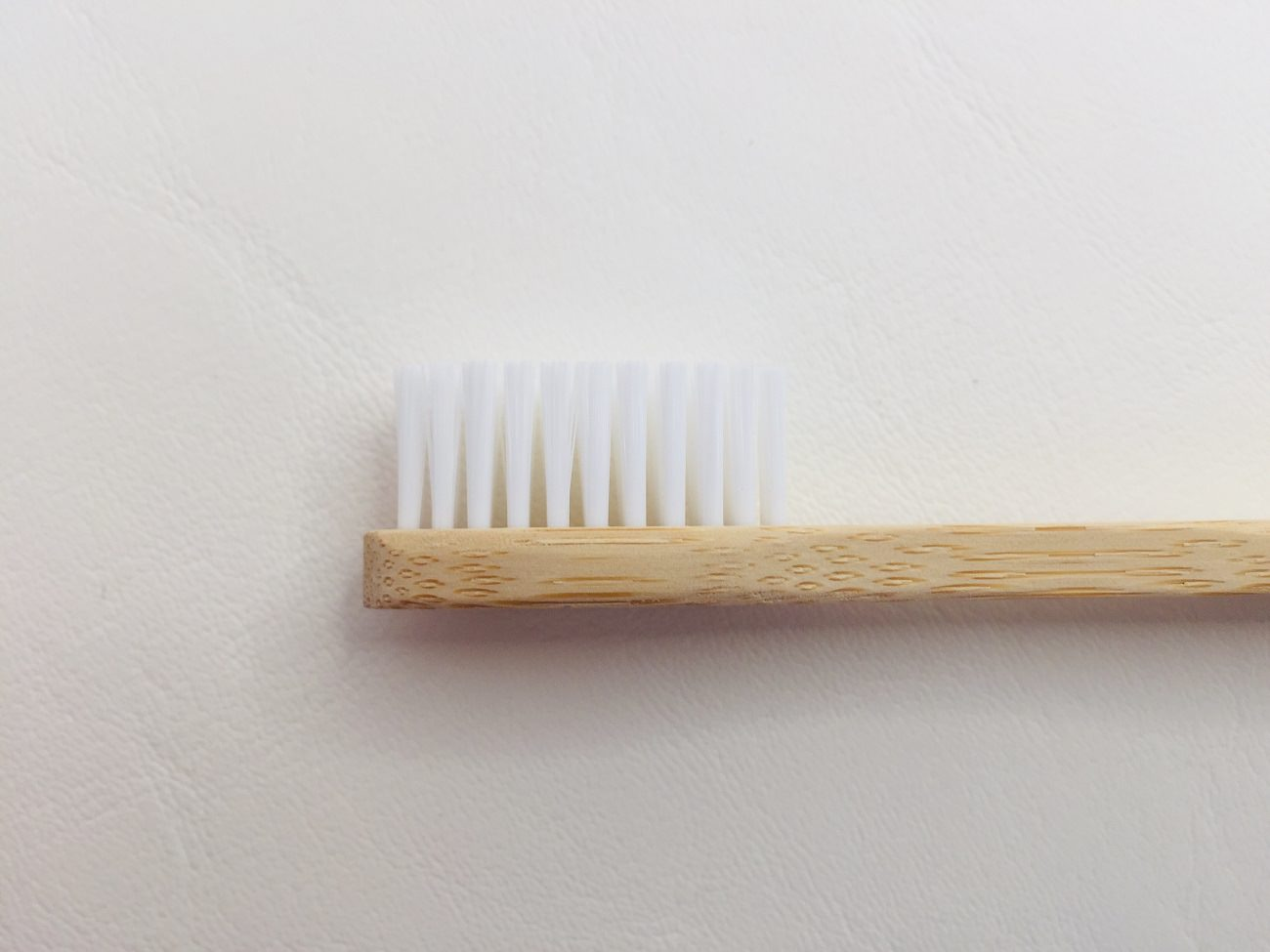 Flora & Fauna bamboo Toothbrush nylon bristles are soft