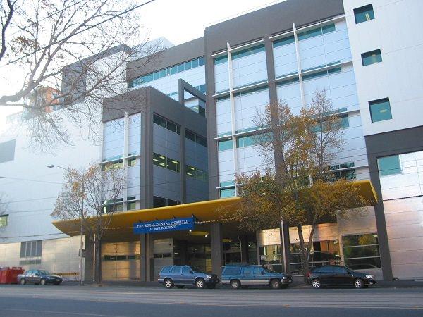 The Royal Dental Hospital of Melbourne dental teaching clinic