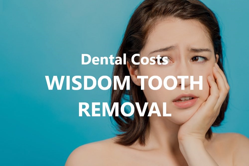 Dental costs wisdom tooth removal small feature image
