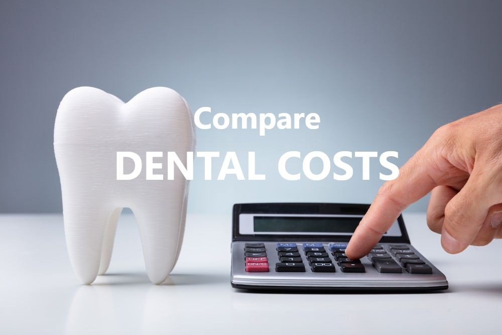 How to compare dental costs feature image
