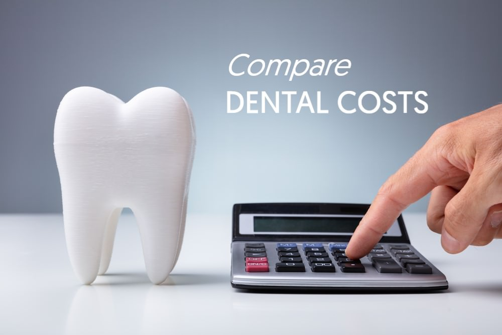 Compare dental costs feature image dental aware