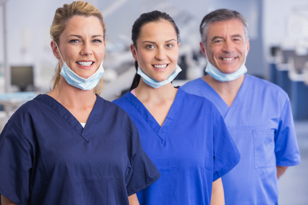 Dentists and Hygienists