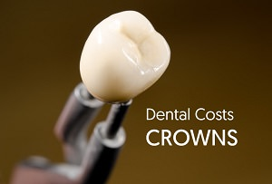 Dental Crown costs feature image dental aware