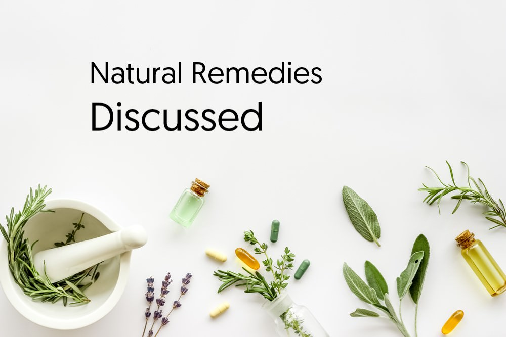 Natural remedies discussed for cold sores