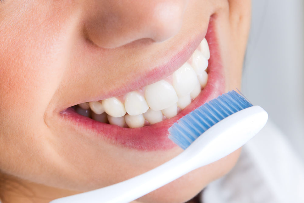 Brushing your teeth after using an Interdental brushis preferred