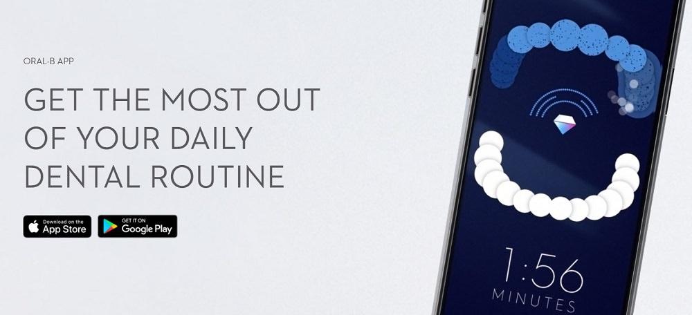 Oral b App image