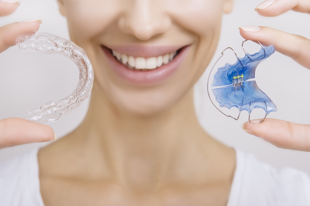 Cleaning retainers dental aware