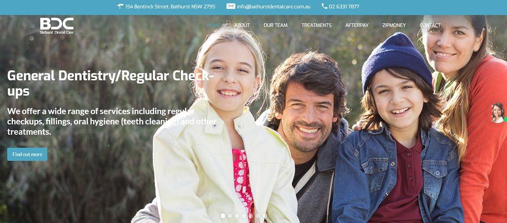 Bathurst dental care feature image
