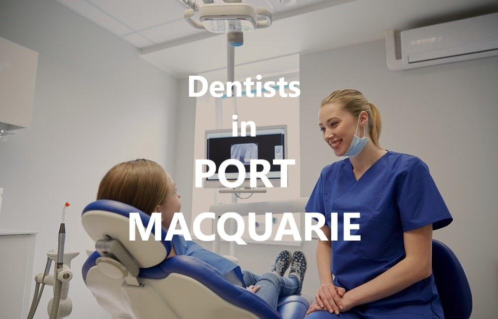 Dentists in Port Macquarie dental aware feature image